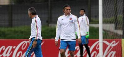 Dayro Moreno, convocado a última hora a la Selección