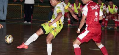 Real Bucaramanga recibe esta noche a Atlético Dorada y en caso de ganar se coronará campeón de la Liga Argos Futsal.