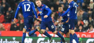 El inglés Wayne Rooney anotó ayer su gol número 250 con el Manchester United, y se convirtió en el máximo artillero del club en toda su historia.