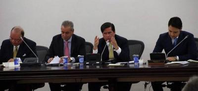 Continúa discusión en el Congreso de la Justicia Especial de Paz