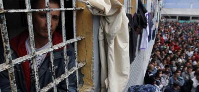 Presos de las Farc en la cárcel de Popayán exigen al Gobierno mayor celeridad en los cumplimientos del acuerdo de paz.