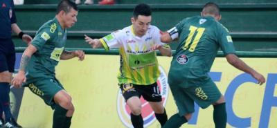 Real Bucaramanga recibirá esta noche a la Escuela Corporación Cúcuta Niza, en el coliseo Bicentenario, en duelo válido por la sexta fecha de la Liga Argos de Futsal.