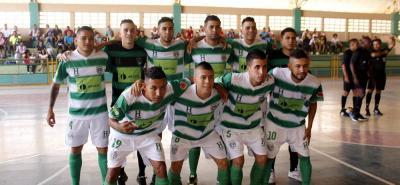 Bello Real Antioquia ratificó su buen momento con el título de la Liga Argos de Futsal. El cuadro 'verdiblanco' ya acumula dos Ligas y una Súper Liga, en apenas un año.