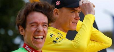 Rigoberto Urán, un colombiano auténtico se coronó subcampeón del Tour de Francia