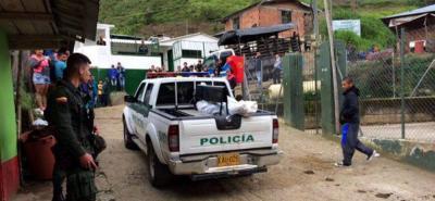 Jefe de las milicias del frente 18 de las Farc fue asesinado frente a su casa