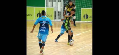 Real Bucaramanga se jugará hoy la clasificación a los cuartos de final de la Liga Argos de Futsal.