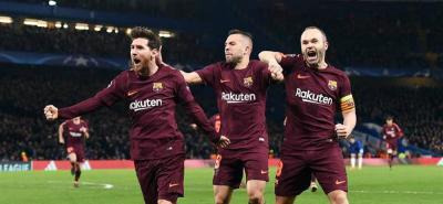 Prográmese para ver el mejor fútbol del mundo este fin semana