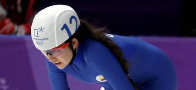 Laura Gómez llegó hasta semifinales en los Olímpicos de invierno
