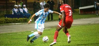 Real Santander perdió 1-0 a mitad de semana ante Cortuluá y quedó eliminado de la Copa Águila.