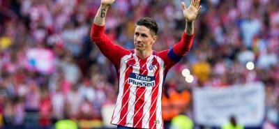 El Atlético de Madrid dice adiós a Fernando Torres, el 'Niño' que lo fue todo