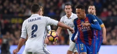 Reviva los goles con los que Barcelona y Real Madrid empataron en el clásico