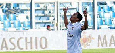 Vea los goles que Dávinson Sánchez y Carlos Bacca anotaron en Europa