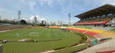 El Atlético Bucaramanga no alcanzará a jugar este semestre en su campo habitual.