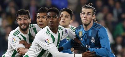 Con un partido menos, Real Madrid se encuentra a 17 puntos del líder Barcelona.