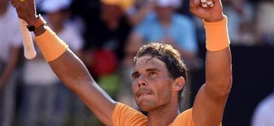 Con el título en Roma, el español recuperará la primera posición en el ránking mundial.