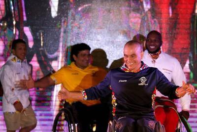 Este es el uniforme con el que los atletas paralímpicos nos representarán en Río