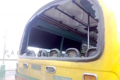 Informales habrían amenazado a taxistas que operan en el Norte de Bucaramanga
