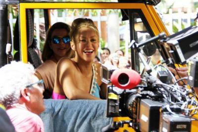 Polémica en redes sociales por acento de Shakira