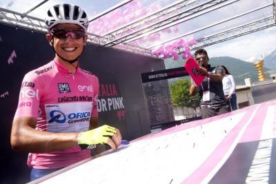 """""""Ha sido la etapa más difícil de mi vida"""": Esteban Chaves"""