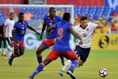 Vea el gol con el que Colombia abrió el marcador ante Haití