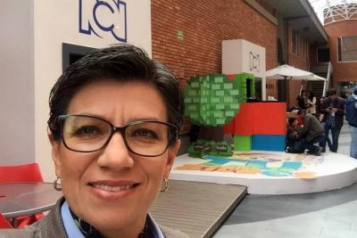 En plena transmisión, Claudia López arremetió contra Noticias RCN