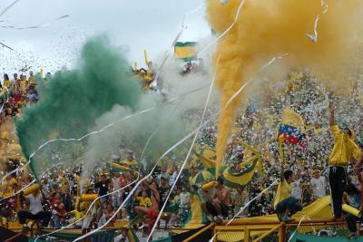 ¿Cómo se vive un partido del Atlético Bucaramanga desde la Fortaleza Leoparda Sur?