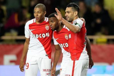Reviva los goles que anotó Falcao García contra el Bastia