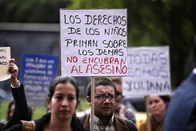 Video registró carro donde habría sido secuestrada niña que fue violada y asesinada en Bogotá
