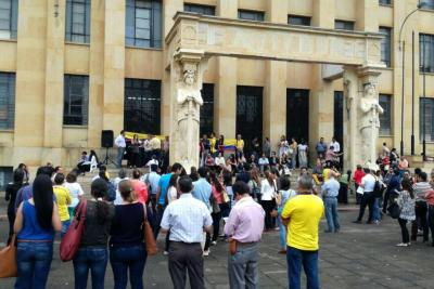 Asonal definirá cierre del Palacio de Justicia de Bucaramanga por crisis carcelaria