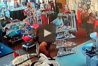 Video registró el homicidio de un joven en Girón