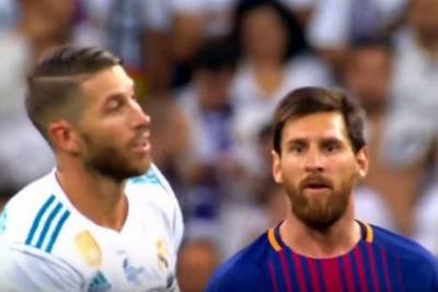 El defensor del Real Madrid se burló del argentino y este le propinó un duro insulto.