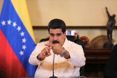 Maduro afirmó que desde EEUU ordenaron asesinarlo