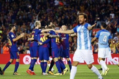 Un cuestionado gol tiene a los españoles pidiendo la implementación del VAR.
