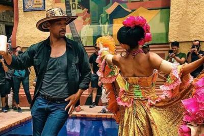 """""""Si no fuera famoso, viviría en Cartagena"""": Will Smith"""