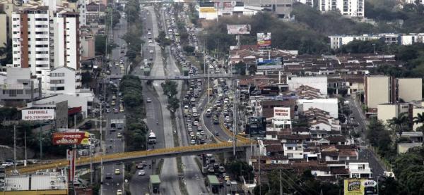 ¿Y las soluciones al trancón en Bucaramanga?