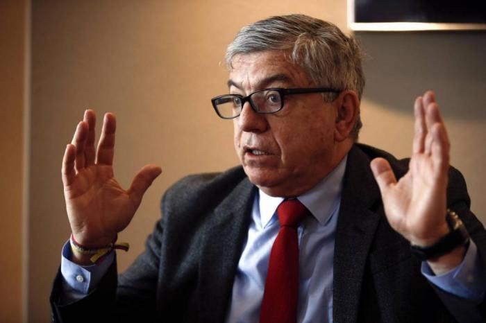 César Gaviria, promotor del plebiscito, habla en directo por Vanguardia.com