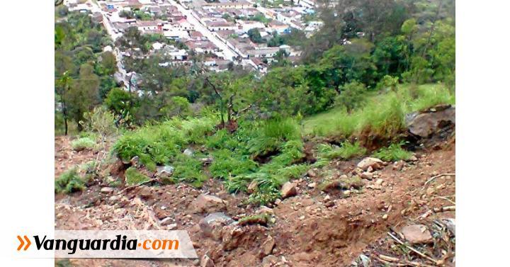 Inestabilidad de terrenos en San José de Miranda deja 300 familias ... - Vanguardia Liberal