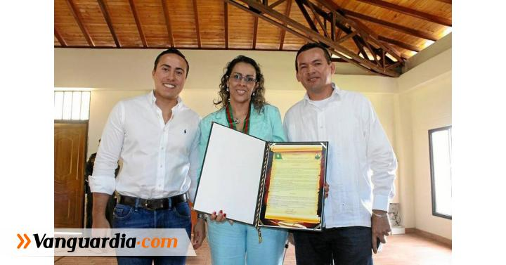Gobernador inauguró la primera fase del Hospital de Chipatá - Vanguardia Liberal