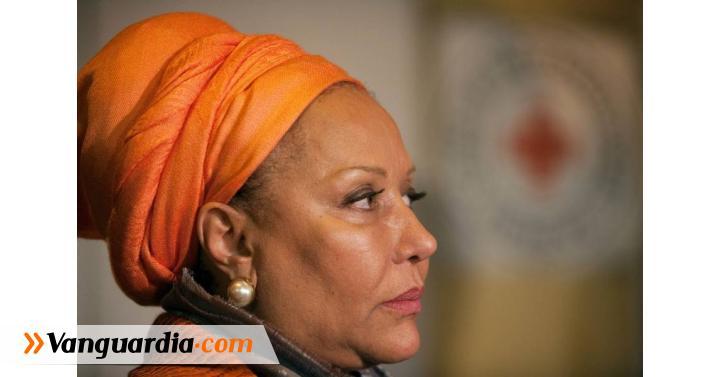 Piedad Córdoba ratifica que quiere ser Presidenta de Colombia