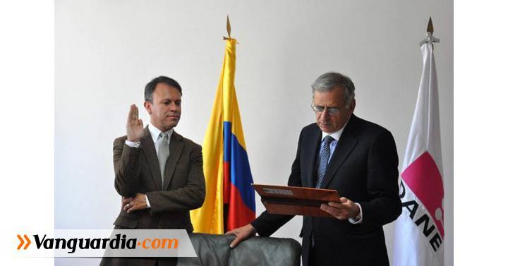 Juan Carlos Guataquí se posesionó como Subdirector del Dane - Vanguardia Liberal
