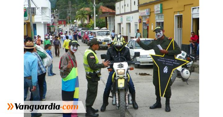 Promueven campañas para prevenir accidentes de tránsito - Vanguardia Liberal