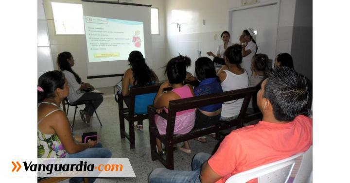 Hospital San Juan de Dios de Girón dicta curso psicoprofiláctico a ... - Vanguardia Liberal
