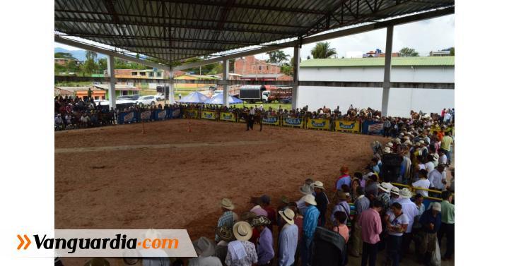 Mejoramiento y adecuación del coliseo cubierto de Guavatá - Vanguardia Liberal