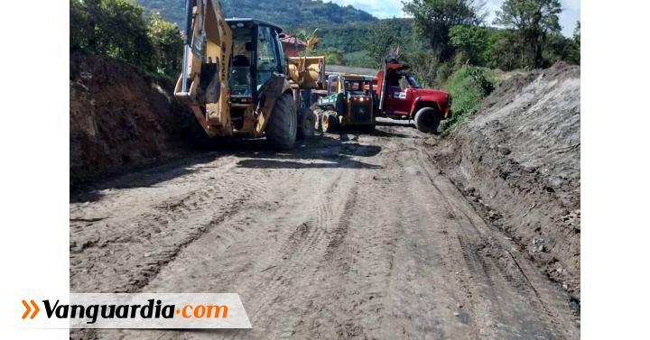 Avanza mejoramiento vial Guavatá -Vélez - Vanguardia Liberal
