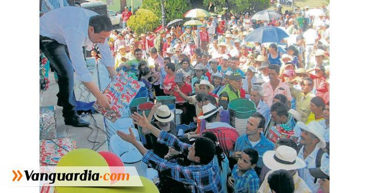 En Guavatá celebraron fiesta del campesino y la Navidad - Vanguardia Liberal