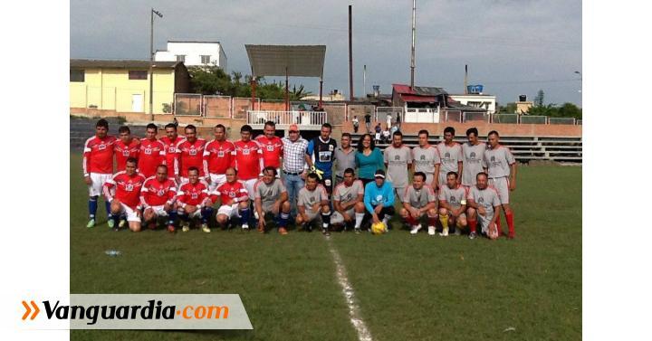 Mañana, final de fútbol de veteranos en Guavatá - Vanguardia Liberal