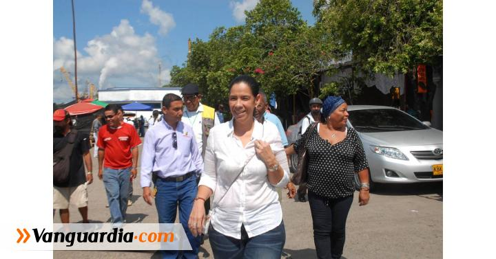 Recapturada la alcaldesa de cantagallo yaneth cortez for Oficina ola santander