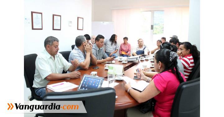 Habitantes de Onzaga y San Joaquín están preocupados por ... - Vanguardia Liberal