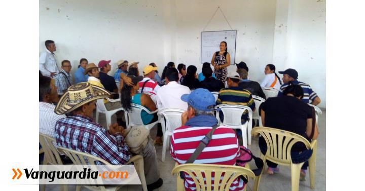 Se cumplió capacitación para la elección de juntas comunales de ... - Vanguardia Liberal