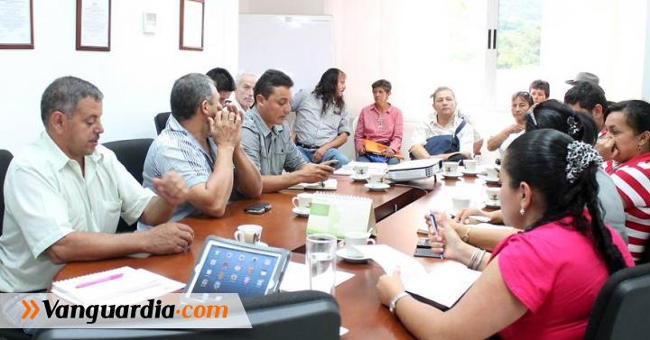 Habitantes de Onzaga y San Joaquín preocupados por obra de ... - Vanguardia Liberal